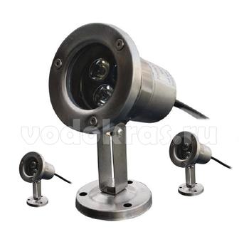 Pondtech 992 LED3 (RGB) Цветная, светодиодная, с пультом ДУ