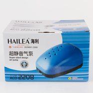 Компрессор для пруда бесшумный HAILEA ACO-2208 (30 л\мин)
