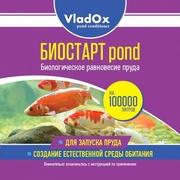 ⚡ VladOx Biostart Pond Биобаланс пруда – 5л на 100000л