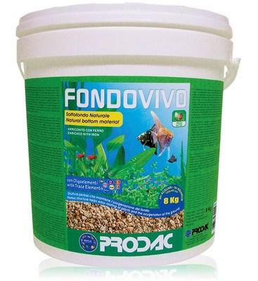 Prodac Fondovivo питательный субстрат - 8 кг - нет в наличии