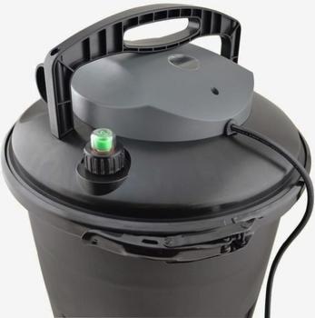 JEBAO CBF-15000 - напорный фильтр со встроенной УФ-лампой и промывкой!