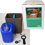 Оксидатор для пруда Кислород в пруду без электричества! - до 25 кубов