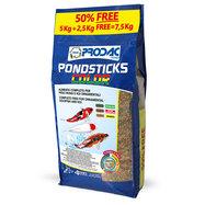 ⚡ АКЦИЯ! PRODAC Pond Sticks Color Мешок 32 л - 4 кг