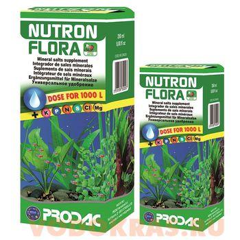 Жидкое удобрение в пруд PRODAC NUTRON Flora 5 л на 20 000 м3