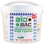 BIOBAC - Биопрепарат для очистки прудов 5 кг (100 м3)