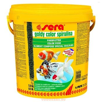Sera Goldy Color Spirulina