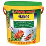 Корм для прудовых рыб в виде хлопьев Sera Pond Flakes 10 л
