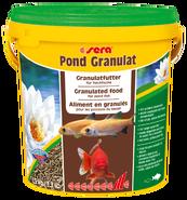 Корм для рыб в пруду в виде палочек Sera Pond Granulat 10 л