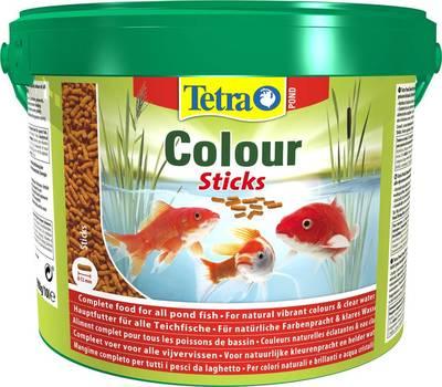 Tetra Pond COLOUR STICKS 10 Л