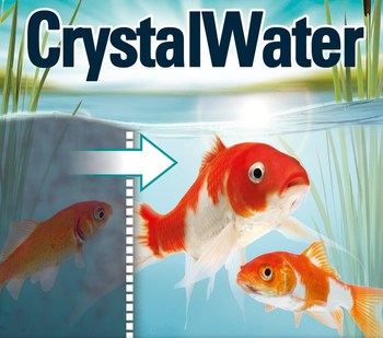 Tetra Pond CRYSTAL WATER 3 л (60 м3)