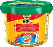 Tetra Pond KOI STICKS 10 л - для цветных рыб