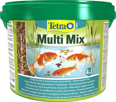 Tetra Pond MULTI MIX 10 л
