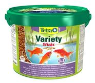 Tetra Pond VARIETY STICKS 10 л - АКЦИЯ