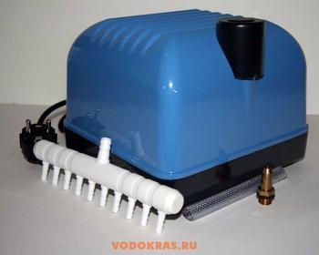 Аэратор прудовый диафрагмовый- HAILEA V 60 - 60 л\мин