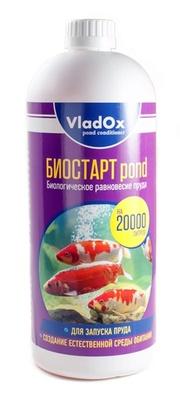 VladOx Biostart Pond Биобаланс пруда – 1л на 20000л