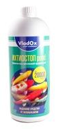 ⚡ VladOx ИХТИОСТОП Pond профилактика заболеваний рыб – 1 л на 20 м³