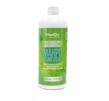 Vladox - Макрокомплекс удобрений для растений в пруду 1 л на 100 кубов
